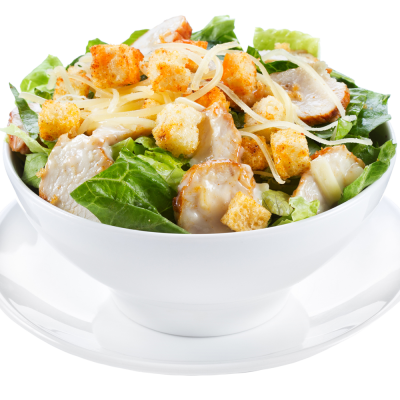 Fresh Organic Salad Veg