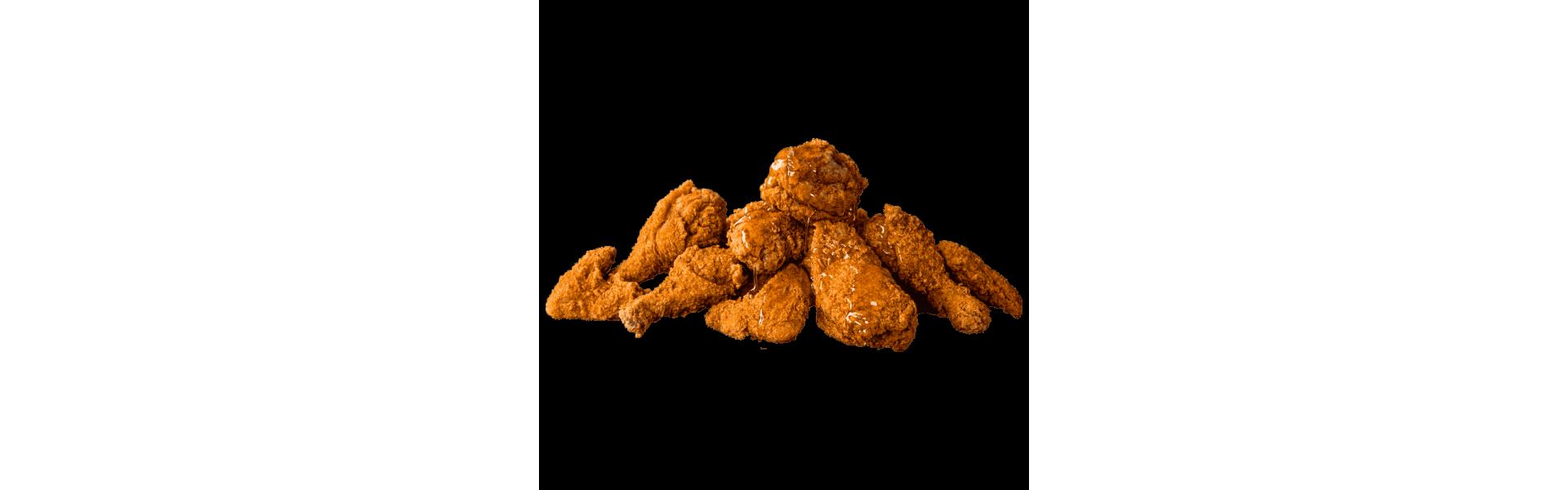 4x Buffalo Wings